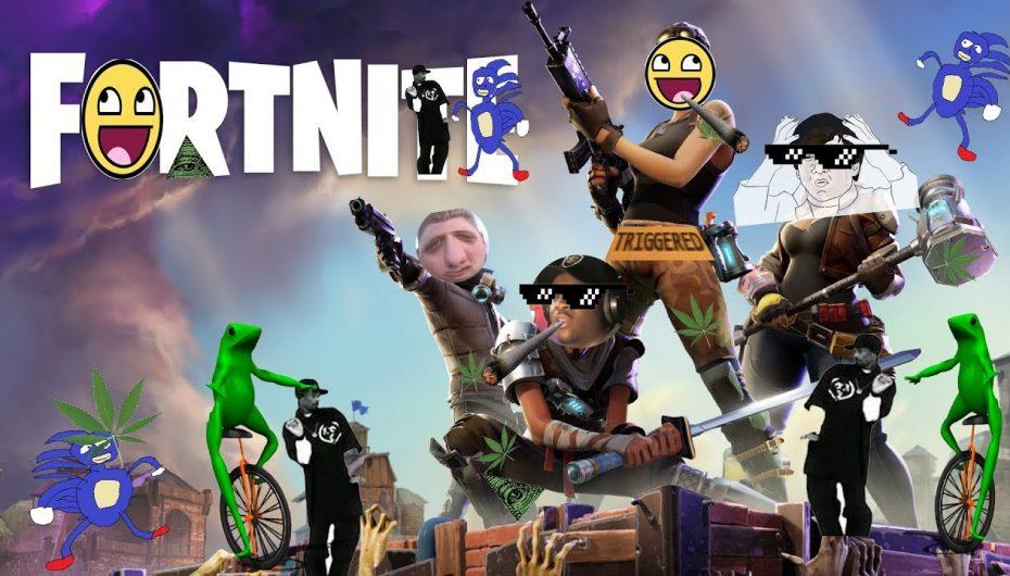 5 Memes για το Fortnite που θα σας αρέσουν